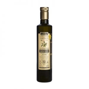 6x Botella 500 ml Green Olive del desierto. Caja 6 unidades