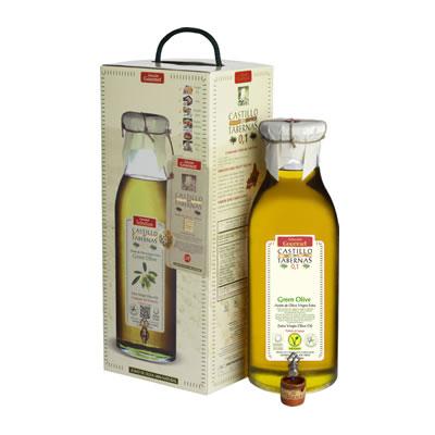 Green Olive del desierto Magnum personalizable 5L