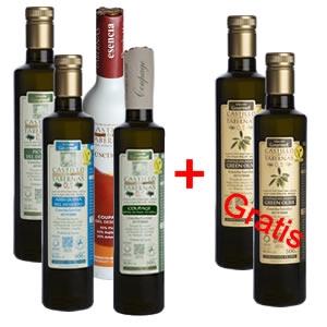 Promoción Caja degustación 6 botellas de 500 ml