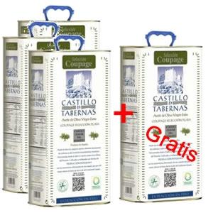 Promoción Latas 5 Litros Caja 3+1 Coupage Selección